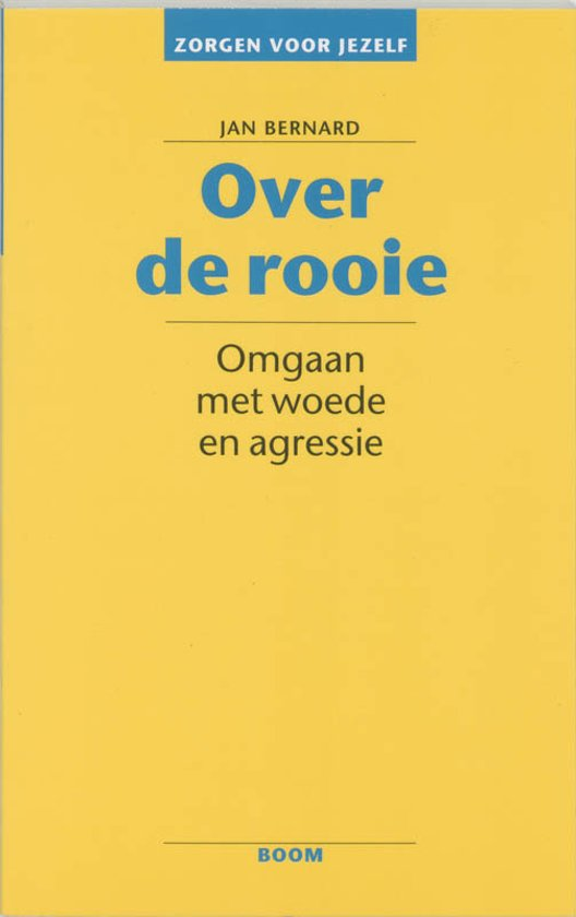 Cover van het boek 'Over de rooie'