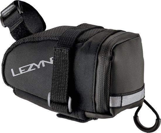 Lezyne M-Caddy Zadeltas - 0.50L - Zwart