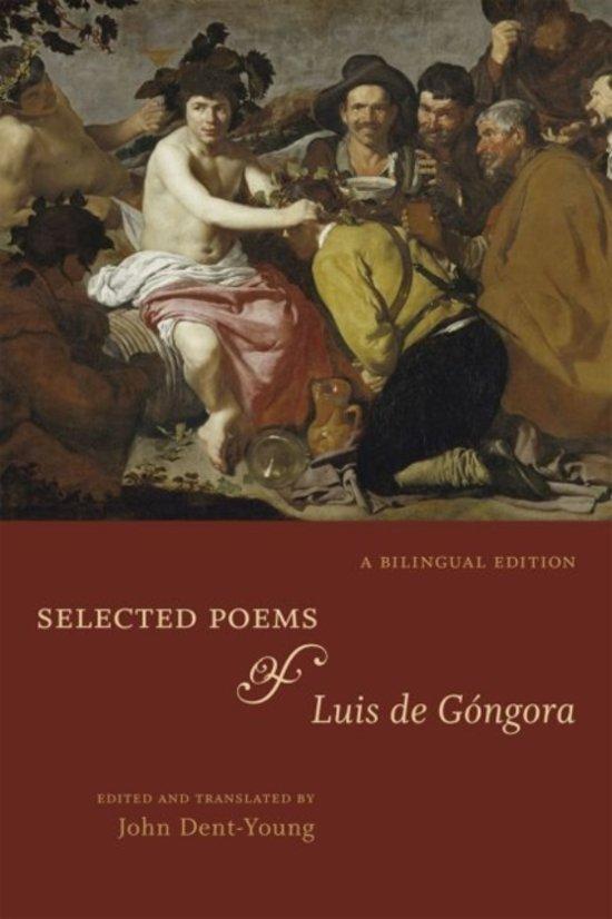 Selected Poems of Luis De Gongora