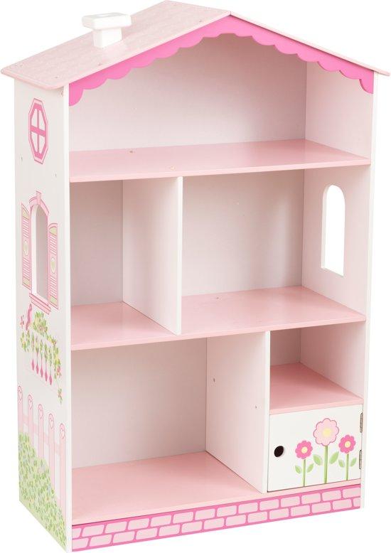 kidkraft boekenkast poppenhuis stijl