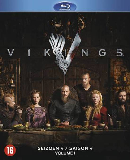 Vikings - Seizoen 4.1 (Blu-ray)