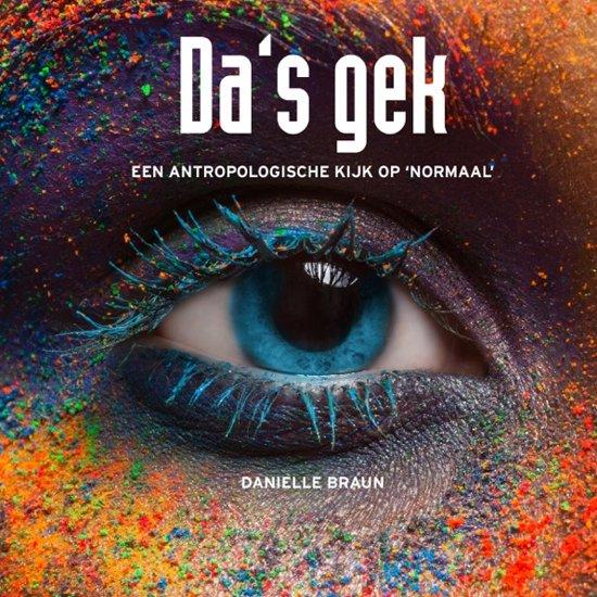 Boek cover Das gek van Danielle Braun (Hardcover)