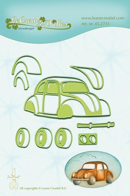 Lea bilitie� Auto / Kever snij en embossing mal