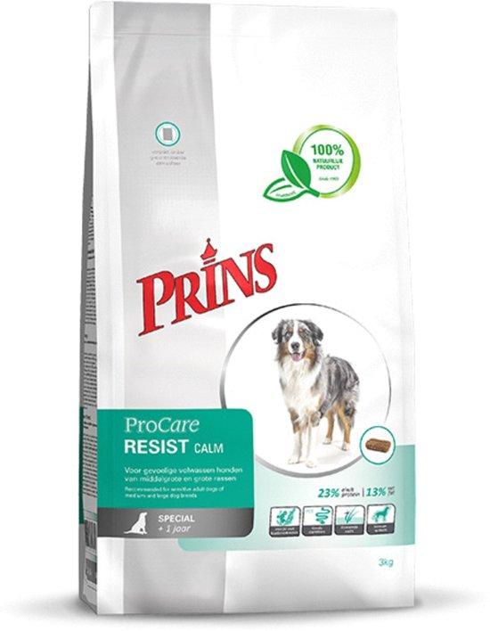 Prins Procare Resist Calm  - Hondenvoer - 7,5 kg