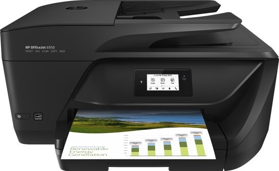 HP OfficeJet 6950 - All-in-One Printer