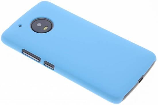 Cas Plaine Sombre Dur Cas Pour Motorola Moto, Plus G5