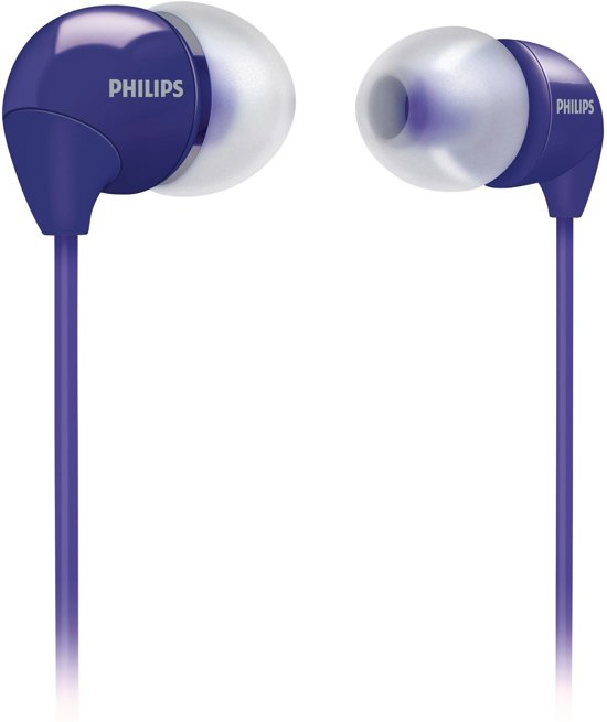 Philips SHE3590 - In-ear oordopjes - Paars