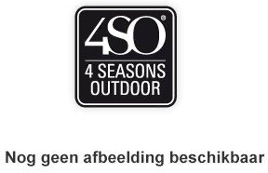 4 Seasons Outdoor Rivoli tafel frame aluminium wit 220 x 95 cm.