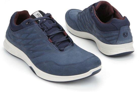 Ecco Sneakers blauw