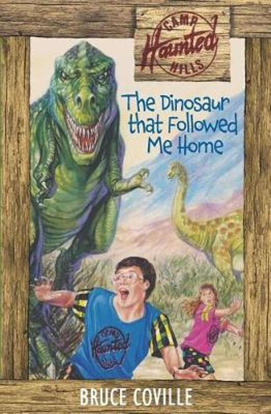 The Dinosaur That Followed Me Home