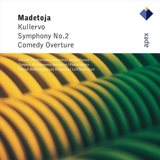 Symphony No.2/Kullervo/Co