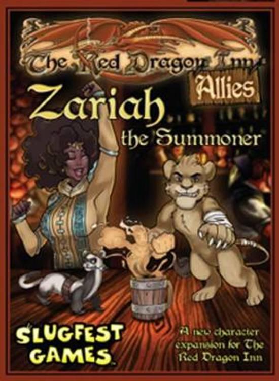 Afbeelding van het spel Red Dragon Inn: Allies – Zariah the Summoner