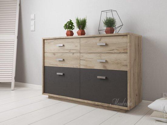 Licht Eiken Dressoir : Dressoir rustiek eiken kopen meubeldeals