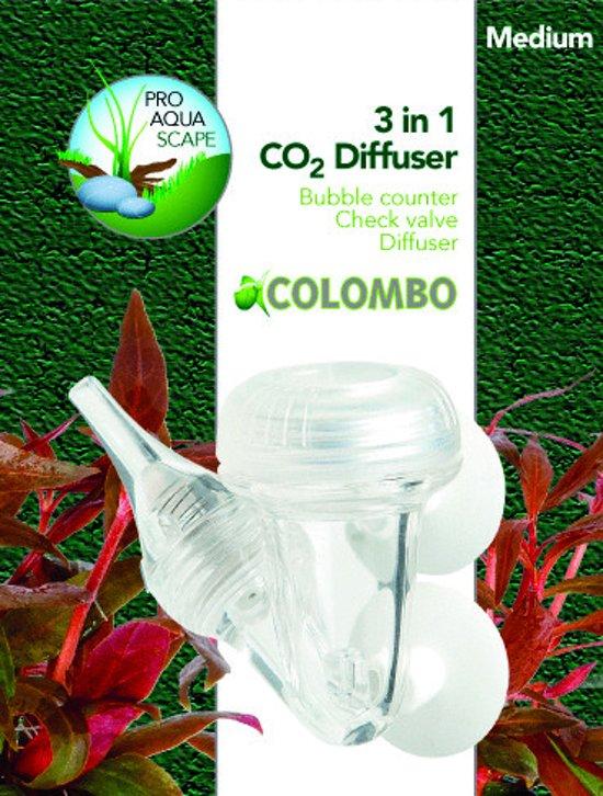 Colombo Co2 3-1 Diffusor - L