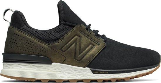 Nouvelles Chaussures De Sport D'équilibre Pour Les Femmes - Noir (noir), Taille: 39
