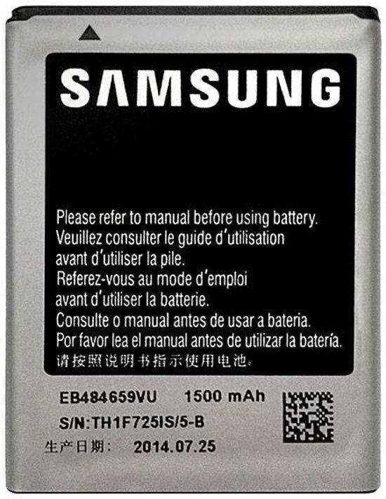 Samsung Accu EB484659VU (o.a. voor Samsung i8150 Galaxy W, S5690 Galaxy Xcover en S8600 Wave 3)