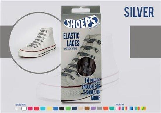 Shoeps Elastische Veters Lueur Dans L'obscurité Tr58LOQ2G
