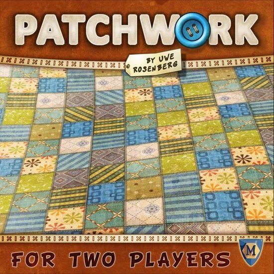 Afbeelding van het spel Patchwork - Gezelschapsspel (Engelse Versie)