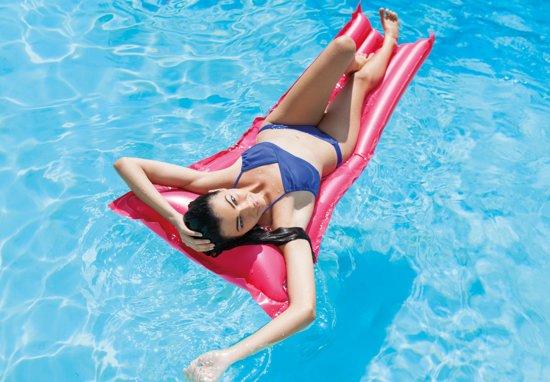Intex ligbed zwembad economat - Groen