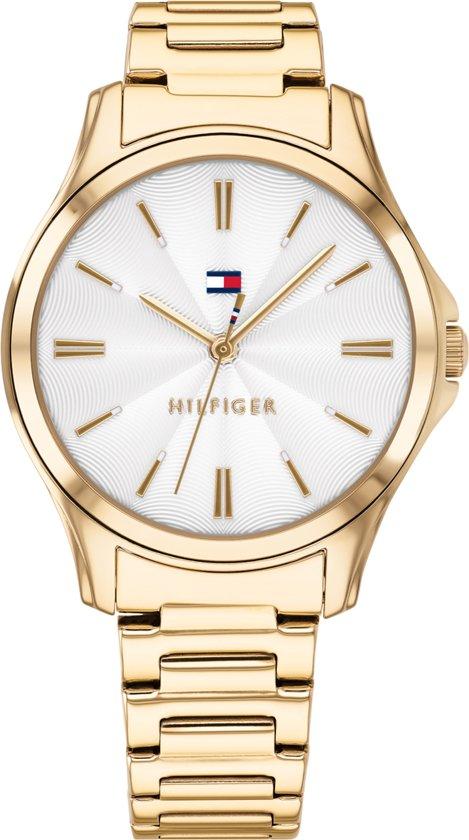Tommy Hilfiger TH1781950 Horloge - Staal - Goudkleurig - Ø 34 mm Valentinaa