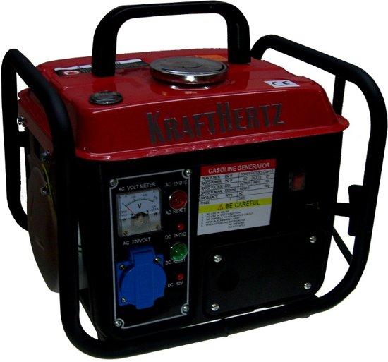 Verwonderlijk bol.com | Generator benzine Aggregaat Stroomgenerator noodstroom FQ-15