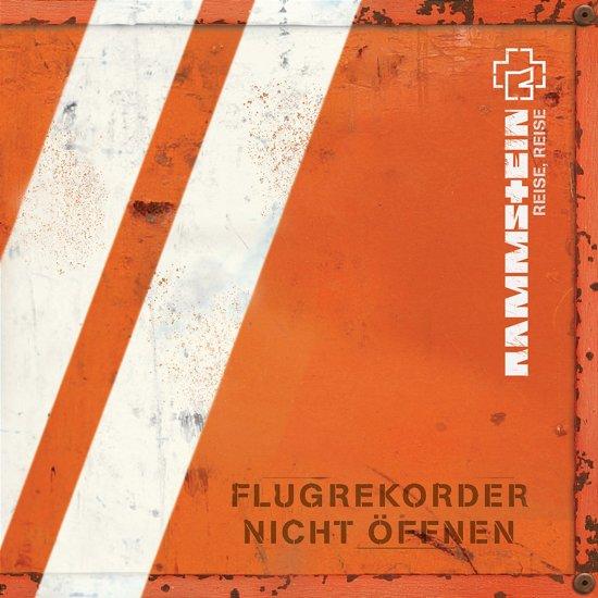 CD cover van Reise Reise van Rammstein