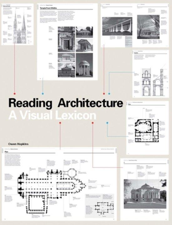 Boek cover Reading Architecture van Owen Hopkins (Paperback)
