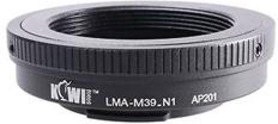 Kiwi Photo Lens Mount Adapter (Leica M39 naar Nikon 1)