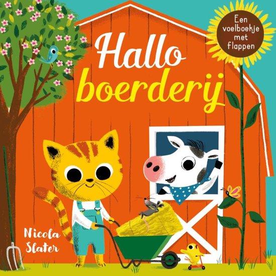 Afbeelding van Hallo boerderij speelgoed