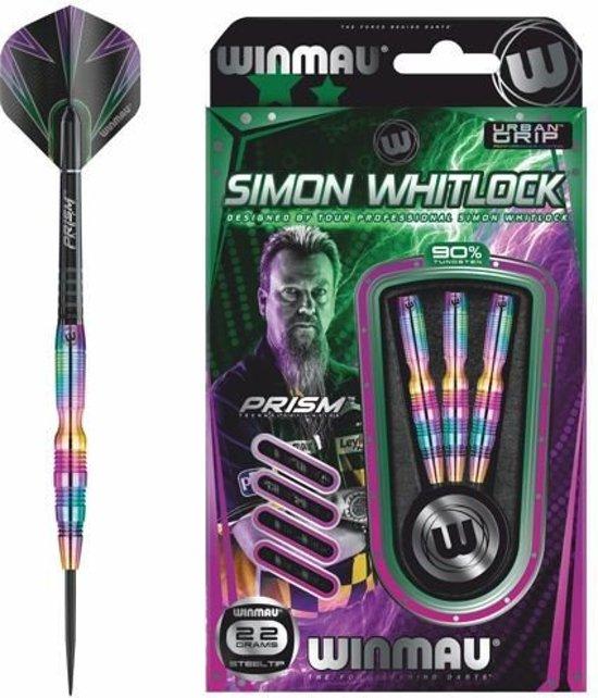 Darts Winmau S.Whitlock Rainbow 24gr.90% :: Winmau