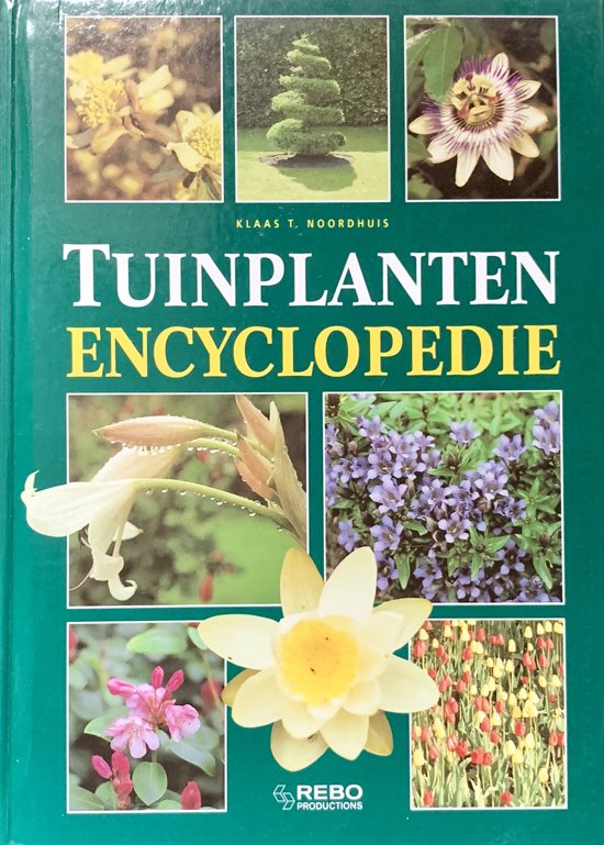 Bloemen En Planten Encyclopedie.Bol Com Encyclopedie Tuinplanten Encyclopedie Klaas T