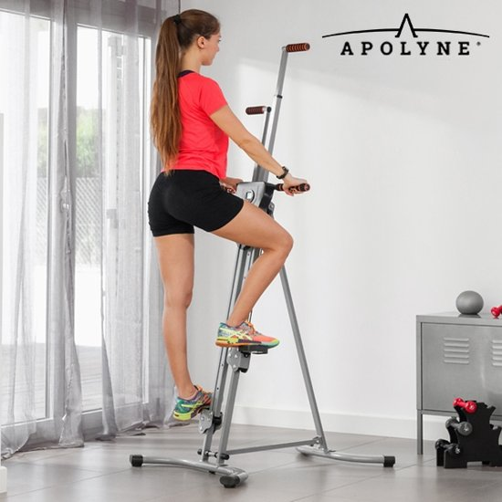 Apolyne Vertical Climber Stepapparaat
