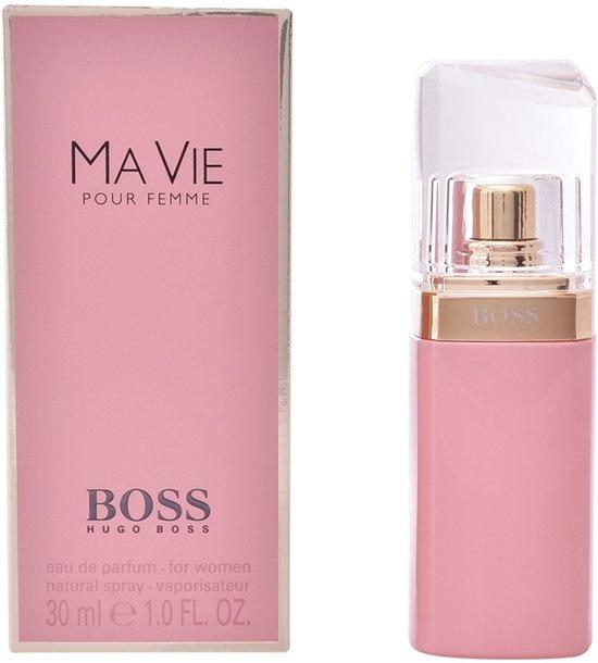 MULTI BUNDEL 2 stuks BOSS MA VIE Eau de Perfume Spray 30 ml