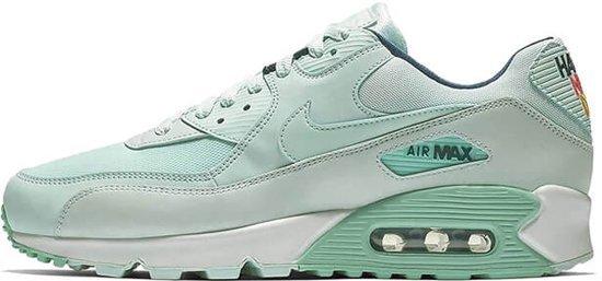 Lage Sneakers Groen Veters Textiel Nike | Globos' Giftfinder