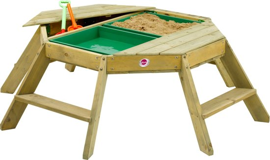 Zand Water Tafel : Bol plum hoekige activity zand en watertafel plum speelgoed
