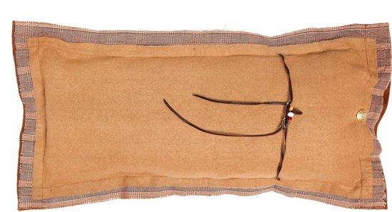 Stapelgoed Oak - Sierkussen - 40x80 - Bruin