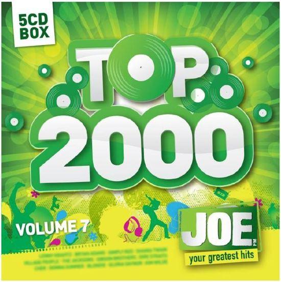 CD cover van Hitarchief Top 2000 van JOEfm Vol.7 van various artists