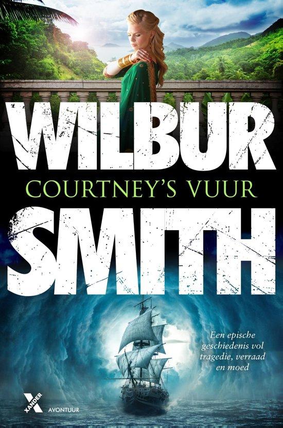 Boek cover Courtneys vuur van Wilbur Smith (Onbekend)