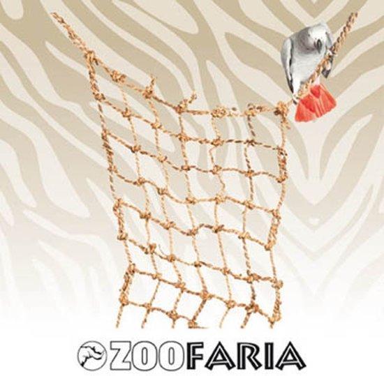 ZooFaria Klimnet 100x50