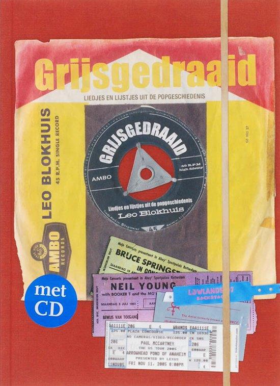 Grijsgedraaid + CD