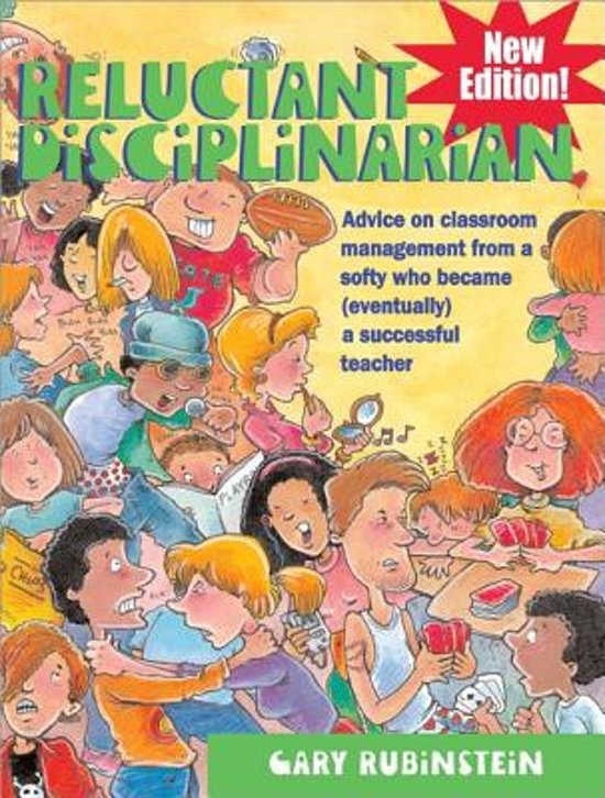 Boek cover Reluctant Disciplinarian van Gary Rubinstein (Paperback)