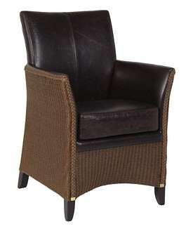 Favorit loom stoel met armleuningen nouvion for Loom stoelen