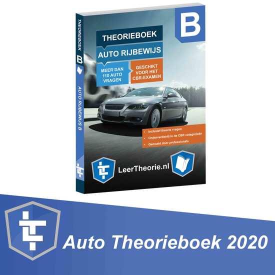 Auto Theorieboek – Auto Theorie Boek Rijbewijs B - Theorie Leren Auto