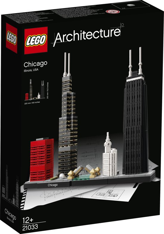 LEGO Architecture Chicago - 21033