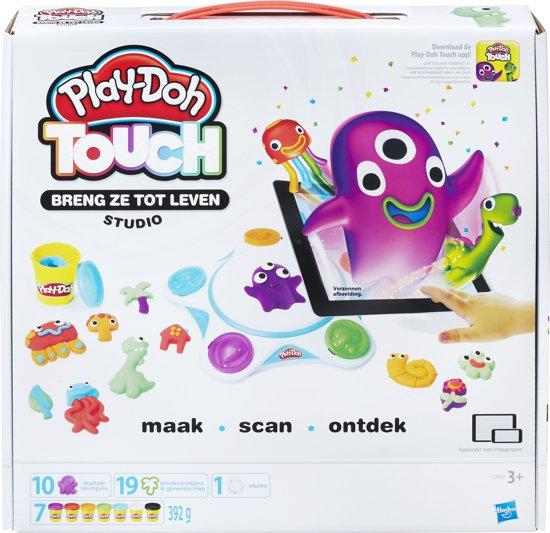 Play-Doh Touch - Breng Ze Tot Leven Studio - Klei