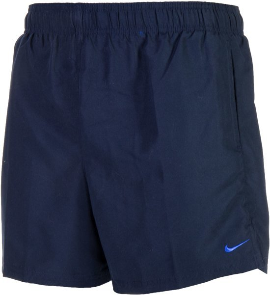 "Nike Swim Zwembroek Heren 4"" Volley Short - Obsidian - S"