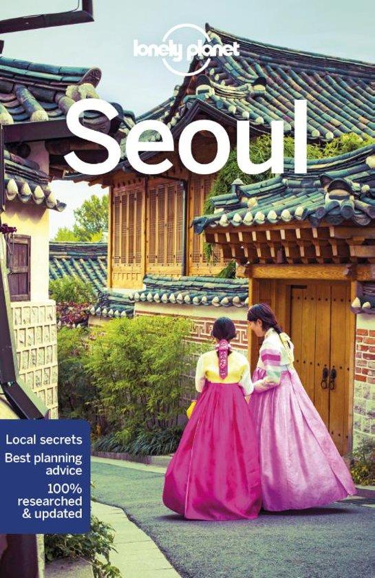 Lonely Planet Reisgids Seoul