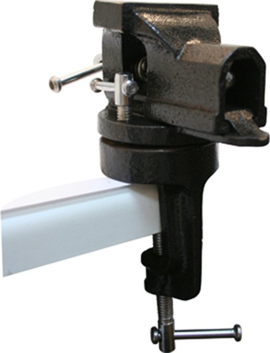 Steelwood Hobby Bankschroef - 60 mm
