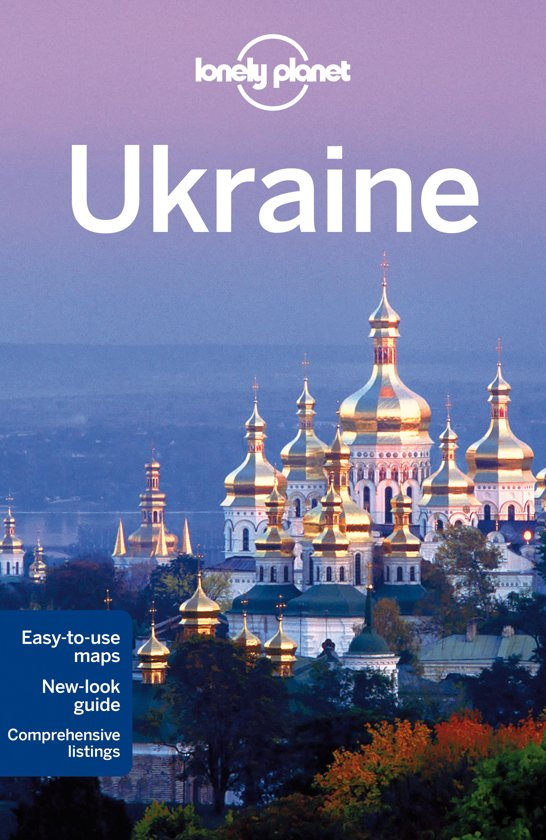 Reisgids Oekraïne