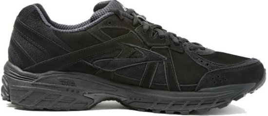 Brooks Adrenaline Walker 3 zwart wandelschoenen dames
